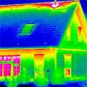 house with energy scan