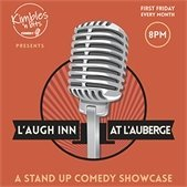 comedy night promo