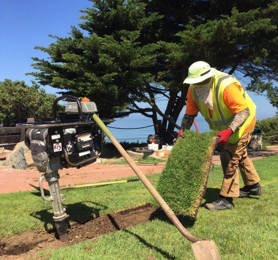 Seagrove Park improvements