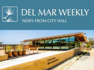 Del Mar Weekly banner