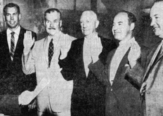 Del Mar's first City Council