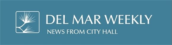 Del Mar Weekly Newsletter