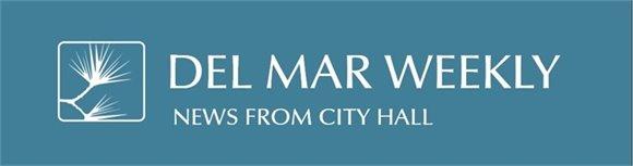 Del Mar Weekly Newsletter