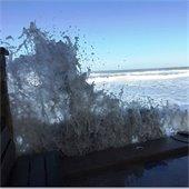 seawall splash over