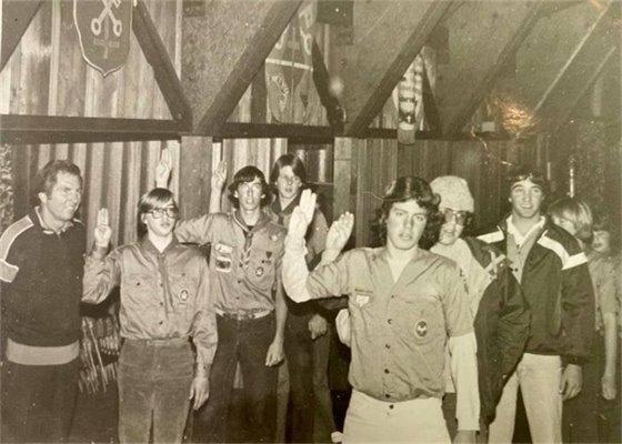 Boy Scout Troop 713