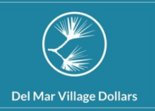 DM Village Dollars logo
