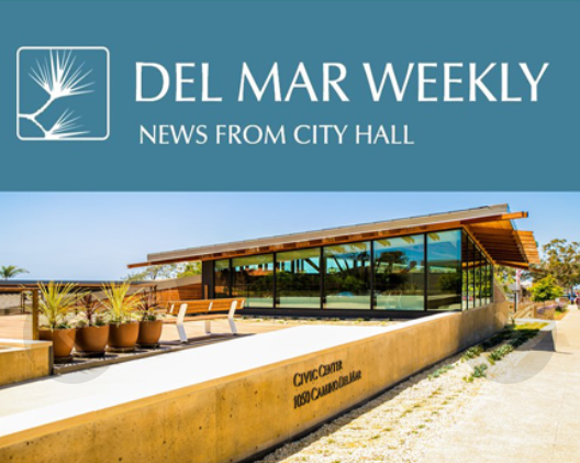 Del Mar Weekly centerpiece for webpage