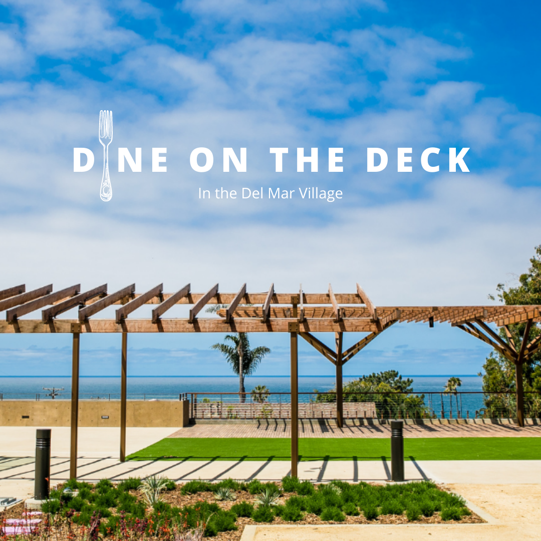 Dine on the Deck Square